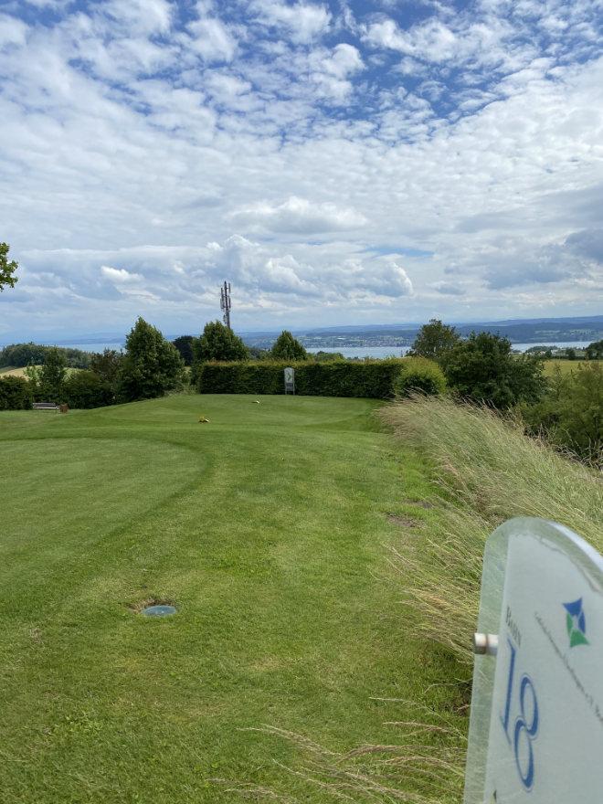 Golfplätze am Bodensee