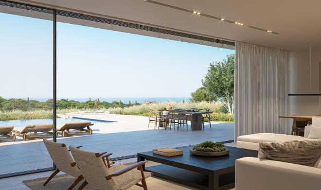 Meerblick an der Costa Navarino garantiert!