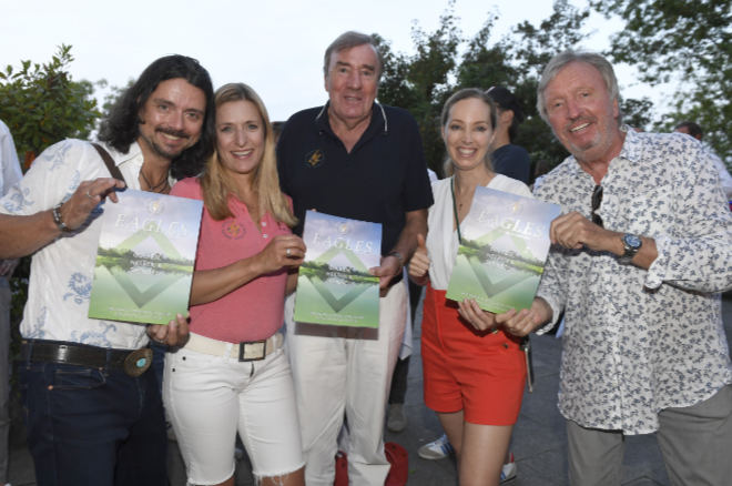 Ex-Tennis-Star Anke Huber wird Präsidentin beim Eagles Charity Golf Club