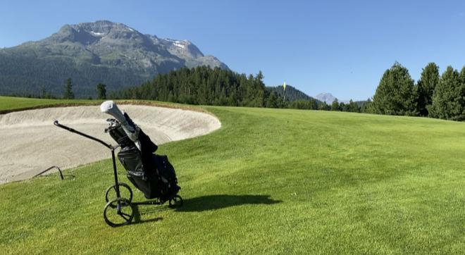 Unterwegs mit dem JuCad Phantom 2.0 - Sportlich Golfen