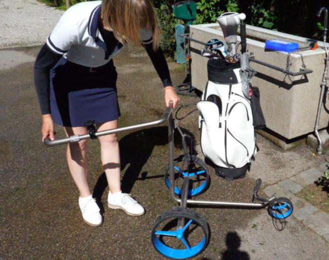 Generation Golf 2020: McLaren fahren und Golfcart selbst putzen
