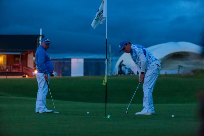 White Nights Golfen in Gorki Golf
