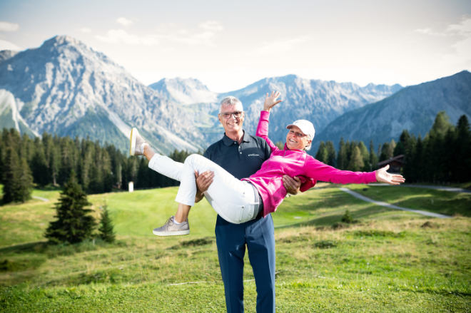 Acht coole Caddies in Graubünden