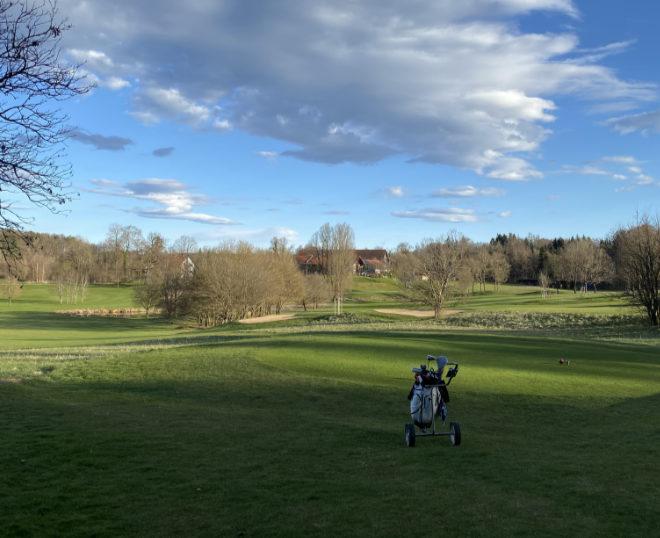 Golfboom nicht nur hierzulande: Auch mehr Golfrunden wurden letztes Jahr gedreht.