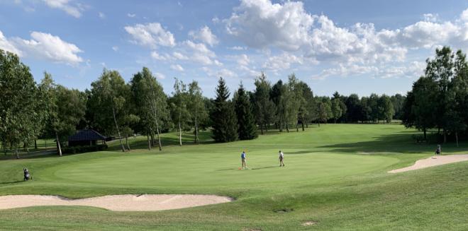 Old Course vom Öschberghof hat viele Golfturniere