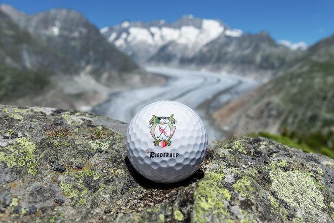 Golfen mit Blick zum Matterhorn und weiteren 4.000ern