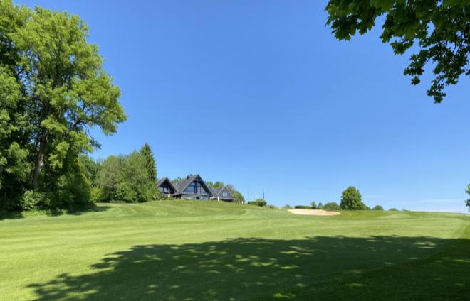 Fußball und Golf: Thomas Müller und auch Philipp Lahm sieht man u.a. im Golfclub St. Eurach, Nähe Starnberger See