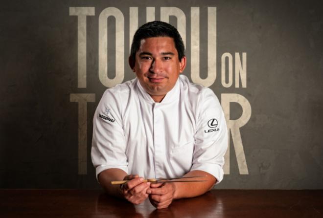 Auf Schloss Fleesensee beginnt Tohru Nakamura am 3. Juli 2021 die kulinarische Dinner-Event-Reihe. Fotocredit: Hoang Dang