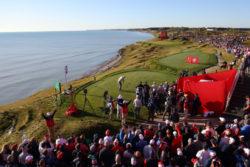 Team USA gewinnt Ryder Cup Nr. 43 @ Golfanlage Whistling Straits
